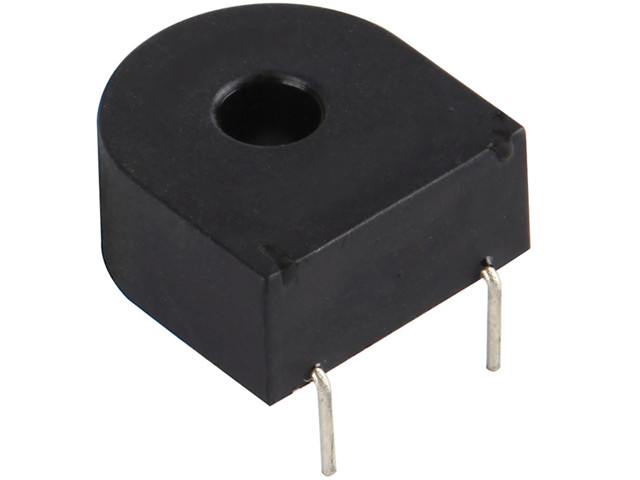 Current transformer with DC immunity for energy meter