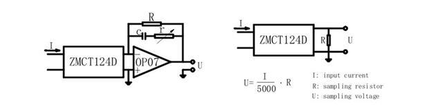 ZMCT124D-