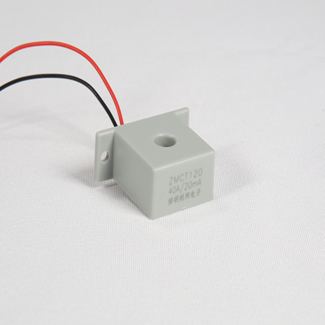 Φ7.5mm Current transformer Flying Wires 2000:1 0.2class
