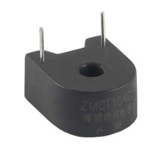 φ4mm PCB mounting Current transformer 2000:1 20A