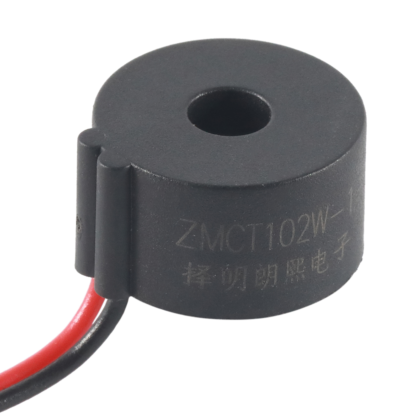 φ5mm flying wires current transformer 0.1class